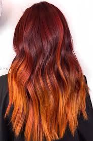 Inspiring Bold Ombre Haarfarben Ideen Trend