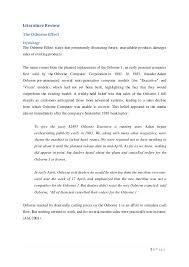 Scope delimitation study research paper