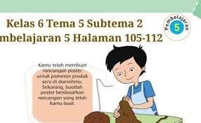 Salah satu mata pelajaran yang termasuk kedalam muatan local adalah pelajaran bahasa jawa. Kunci Jawaban Tematik Tema 5 Kelas 6 Halaman 107 108 110 Cute766
