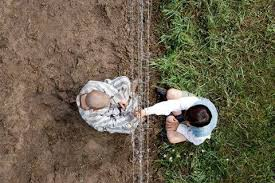 the boy in the striped pajamas home facebook image contain one or more people and outdoor