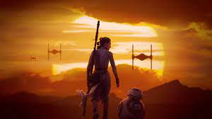 Star Wars, Rey, BB 8 Wallpapers HD ...