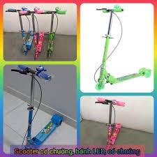 Ván trượt, Freeline, Xe điện cân bằng :: Xe trượt Scooter :: XE TRƯỢT  SCOOTER 3 BÁNH - 2108C