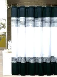 grey and white shower curtain long white shower curtain gray and white shower curtains inspiring black