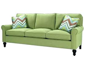 transitional u shaped sectional with loose pillow back and
