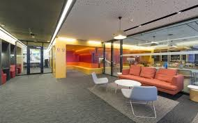 the result has been a success and a revolution in design offices on the country getting an office atmosphere with a high degree of flexibility and atmosphere google office