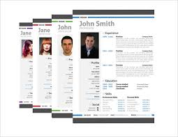 Modern Word Resume Template 50 Modern Resume Templates Pdf Doc Psd Free Premium