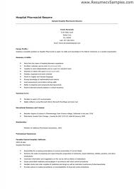 Pharmacist Resume Sample Interesting Download Now Hospital Pharmacist Resume Sample Hospital Pharmacist