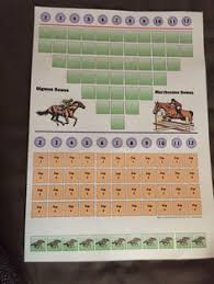 Wooden Horse Race Game Rules Anyone know the Wood Horse Racing Game Woodworking Forum 15