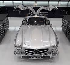 1986 Mercedes-Benz 300SL 'Gullwing' Evocation | Coys of Kensington