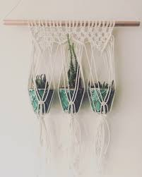 Macrame Wall Hanging Wall Hangings With Modern Style Macrame Plant Hangers Plant