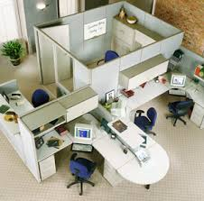 Cubicle office design Corporate Office Cubicles Milwaukee Journal Sentinel Cubicles Are An Ideal Substitute For Cement Office