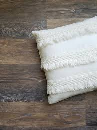 how to install vinyl tile floor how to install wood plank vinyl floors easy diy project