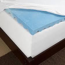 foam mattress topper. Delighful Foam Beautiful Air Foam Mattress 3 Inch Gel Topper With Channels  Sleep Innovations For H