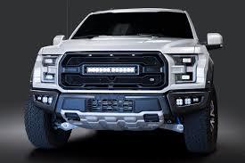 Ford Raptor Light Bar Behind Grill Baja Designs Ford Raptor 17 20 Caliber 9 Grille Mount