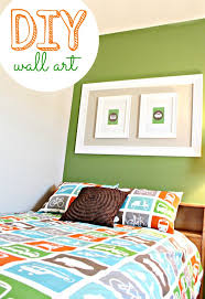 easy diy wall art projects