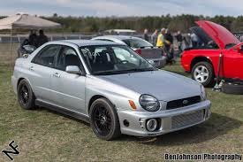 2002 Subaru Impreza WRX 1/4 mile Drag Racing timeslip specs 0-60 ...
