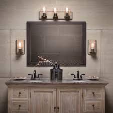 powder room lighting. Powder Room Lighting With Unique Wall Lamps And Drawers Sink