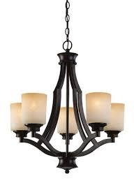 patriot lighting replacement glass shade for 5 light warren chandelier at menards