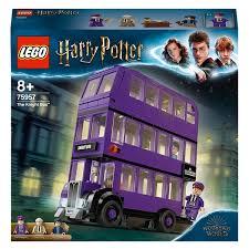 <b>LEGO</b> 75957 <b>Harry Potter</b> Knight Bus Toy - Smyths Toys Ireland