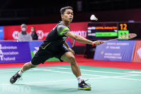 Anthony sinisuka ginting super speed, skill and smash copyright disclaimer under section 107 of before the yonex all england 2020, we spoke to anthony ginting. Thailand Open Ii 2021 Results Anthony Ginting Keok From Hong Kong Representative Netral News