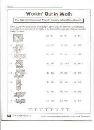 Area And Perimeter Of Various Shapes Up To 1 Decimal Place Range ...