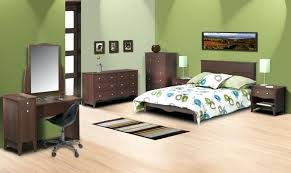 Full Size White Bedroom Set High Quality Furniture Mahogany Bed ...