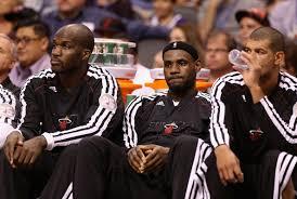 NBA Trade Rumors Chris Bosh To Cavs Kevin Love To Heat Deal Heat Bench