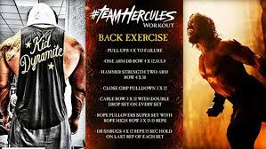 the rock shared each one of his grueling workouts via social a which i personally tried out and can say first hand that they do not disappoint