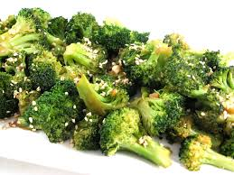 Image result for garlic broccoli dish