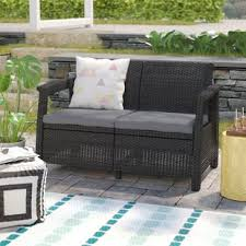 Balcony patio furniture Outdoor Quickview Wayfair Patio Furniture Youll Love Wayfair