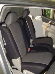 toyota highlander seat covers middle