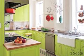 lime green cabinets. Wonderful Green Lime Green Cabinets With Red Accents Throughout