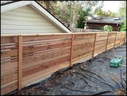 horizontal fence styles. Fence Styles Wood Horizontal Marvelous Design In Portland Oregon This Style
