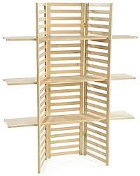 folding display shelves wooden display rack folding display shelves uk