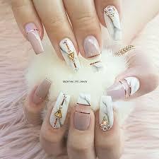 Marble Nail Art - Nailpro