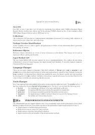 How To Write A Performance Resume How To Write A Performance Resumes Best Orb Resume