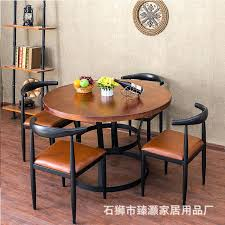round restaurant tables household wood dining table large round wind restaurant tables and chairs round restaurant tables