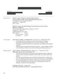 Librarian Assistant Resume Templates – Betogether