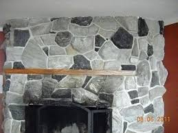 painted rock fireplace brilliant decoration lava rock fireplace has any one done this painted moss rock painted rock fireplace
