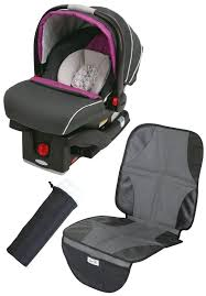 car seats graco car seat 35 snugride connect infant with mat 2 in 1