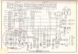 yamaha wiring diagrams yamaha forum xs400f wiring diagram jpg