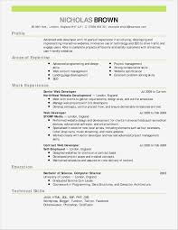 One Checklist That You Should Keep In Resume Information