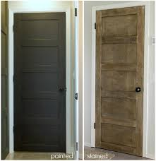 make a diy 5 panel door from a flat door jenna sue designs on 4 panel bifold closet