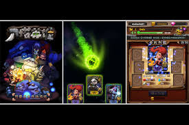dota heroes card game for mobile featuring ganking 2p com