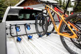 4-Bike Rack inside Truck Bed by Heininger - On Sale until Friday
