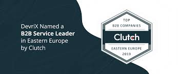 Eastern Design Services Devrix Named A B2b Service Leader In Eastern Europe By