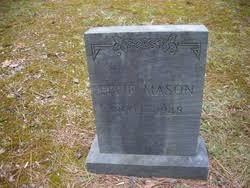Effie Mason (1860-1948) - Find A Grave Memorial