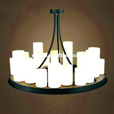 round candle chandelier candle chandelier non electric black pictures ideas