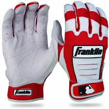 Batting Glove Size Chart Franklin Franklin Cfx Pro Series Batting Gloves
