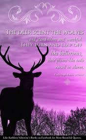 Beautiful Deer Quotes